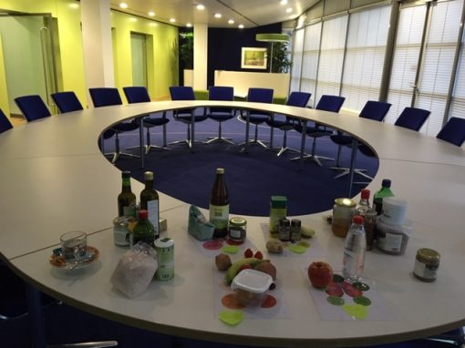 Lezing 'Natuurvoeding & Spijsvertering' bij landelijk financiële instelling