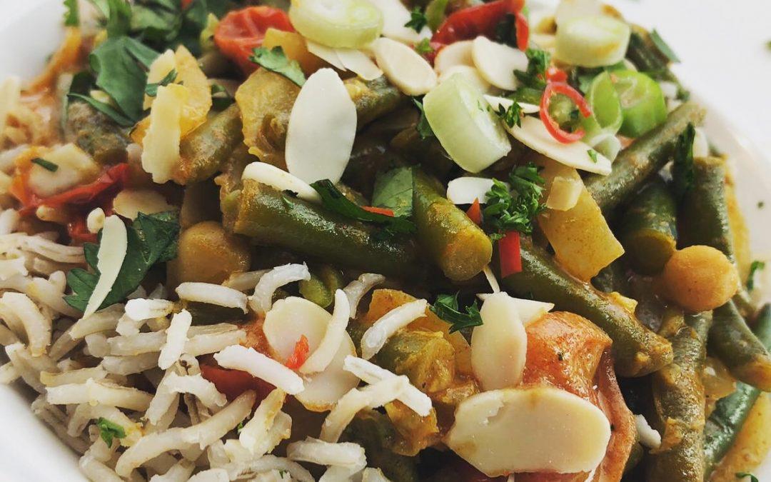 Voedzame curry